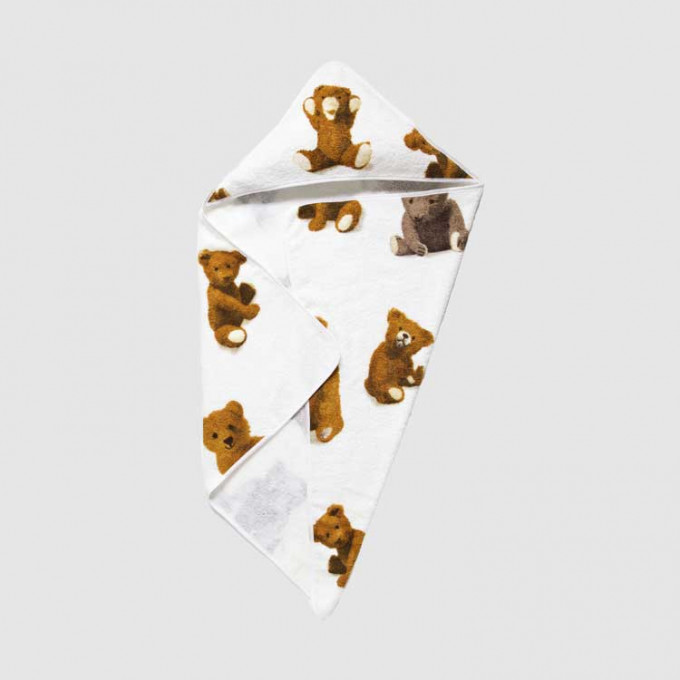 Kindermantel Kleiner Bär