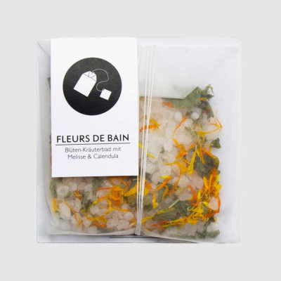 Fleurs de Bain Melisse und Calendula