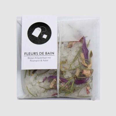 Fleurs de Bain Rosmarin & Aster