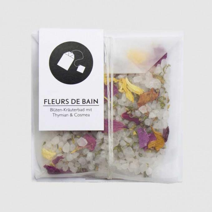 Fleurs de Bain Thymian & Cosmea