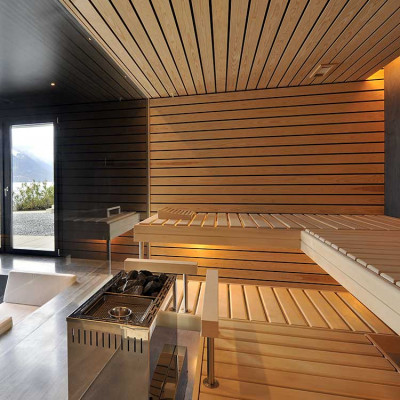 Sorglospaket Sauna