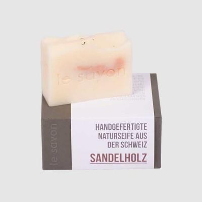 Naturseife Sandelholz